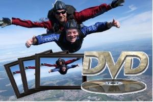 Exclusiv-Video+Foto-DVD zum Tandemsprung (Outside+Inside+Foto)